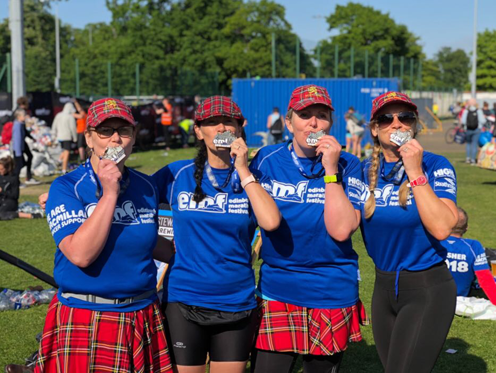 Edinburgh Marathon Festival 2021