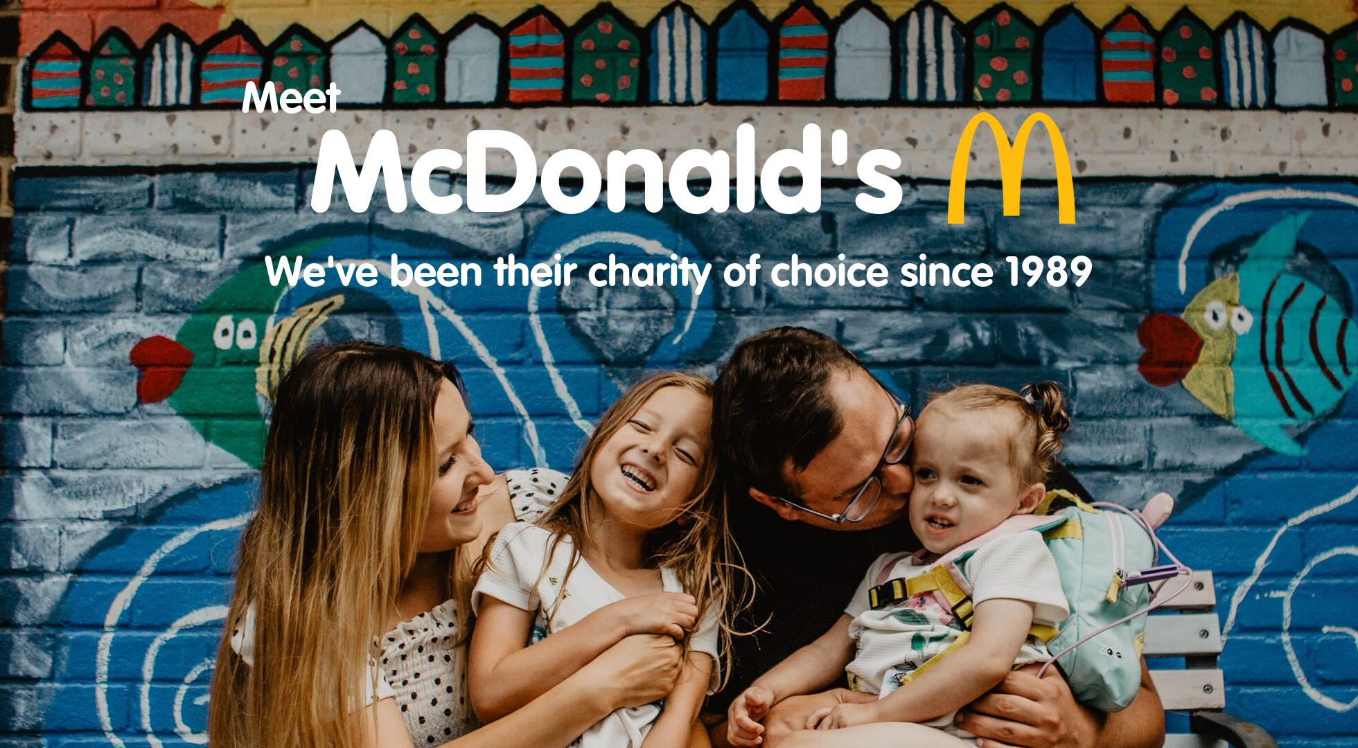 charity of choice mcdonald's and ronald mcdonald house charities