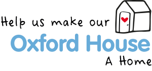 Help us make our Oxford House a home