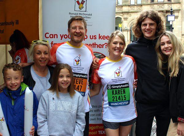 Karen Mills Manchester family